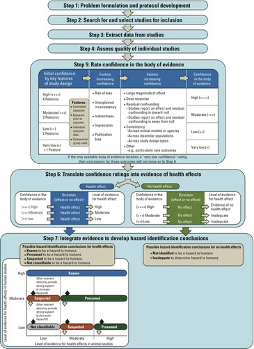 Systematic Review and Evidence Integration for Literature-Based